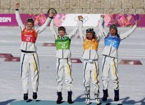 OS tjejerna
